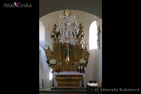 Kostel sv. Václava v Hrusicích