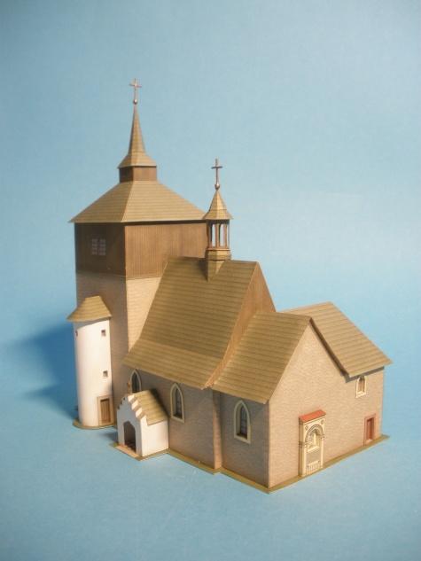Kostel sv. Vavřince Březina - 24 hodinovka