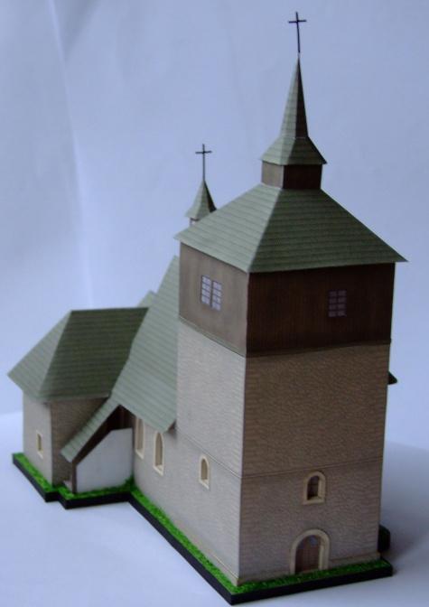 Kostel Sv. Vavřince Březina