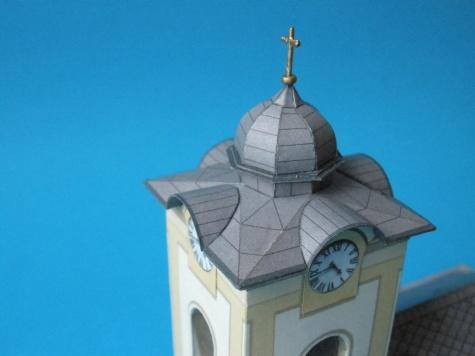 Kostel sv. Víta České Libchavy