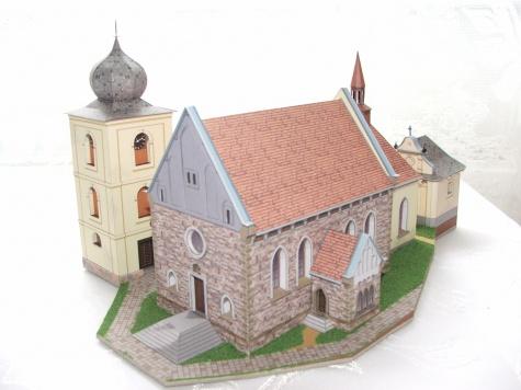 Kostel sv. Zikmunda - Sopotnice