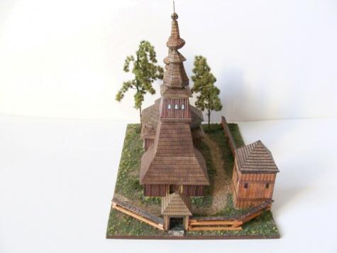 kostel Sv.Archanděla Michala Ladomírová