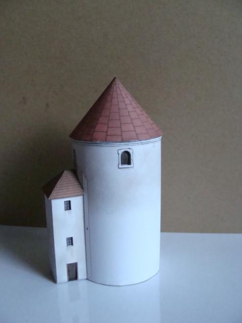 kostel Sv.Barbory Častohostice