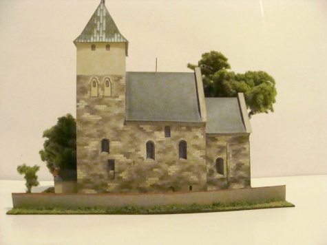 kostel Sv.Bartoloměje Kyje