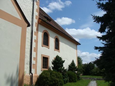 kostel Sv,Jakuba - Kasejovice