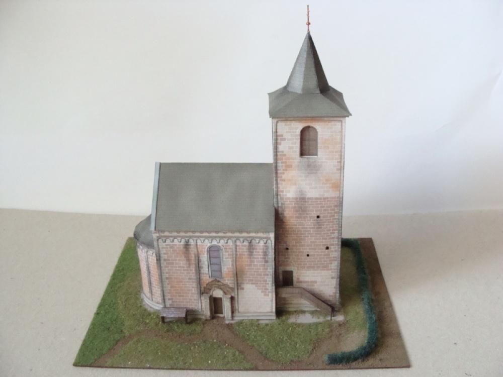 kostel Sv.Jakuba Většího - Vroutek