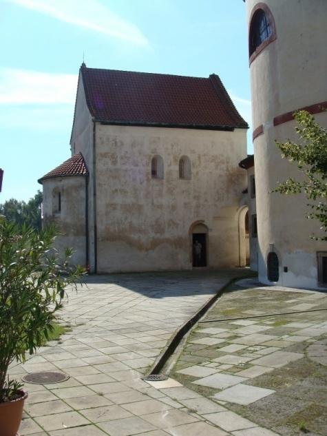 kostel Sv.Klimenta Stará Boleslav