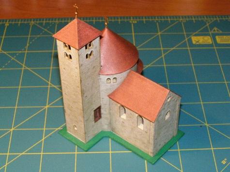 Kostel Magdalény