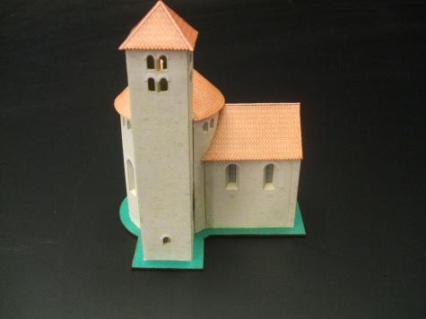 Kostel sv.Maří Magdálény v Přední Kopanině