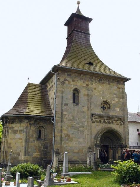 kostel Sv.Mikuláše - Vinec