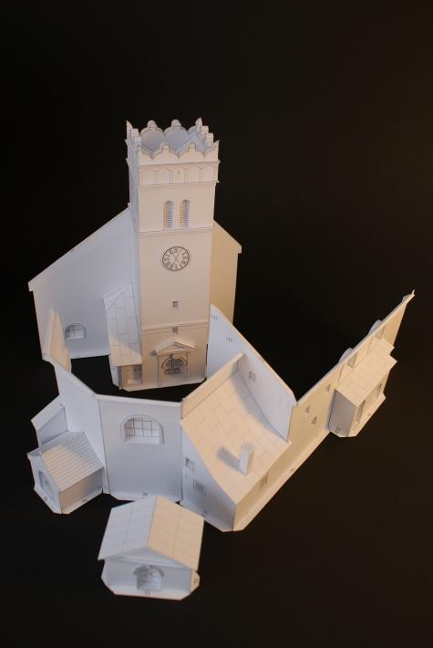 Kostel sv.Václava na Starém Jičíně