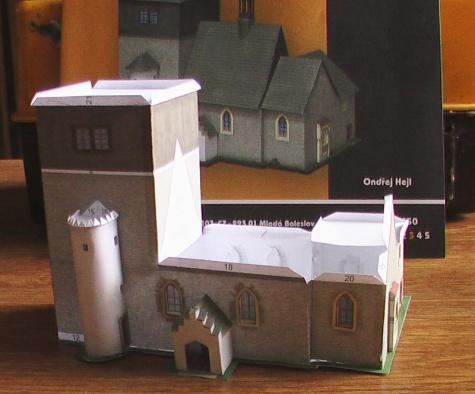 Kostel Sv.Vavřince v Březině
