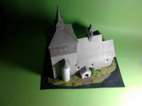 Kostel sv Vavřince