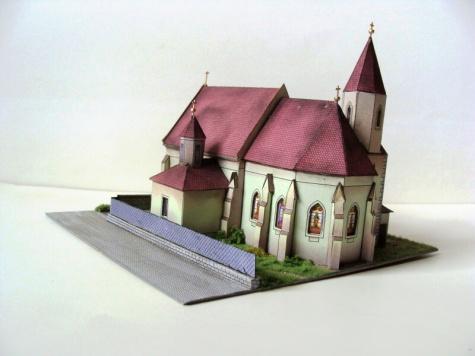 kostel Svaté Heleny - Trnava