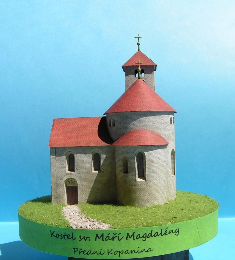 Kostel svaté Máří Magdalény v Přední Kopanině
