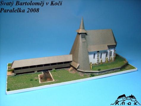 Kostel svatého Bartoloměje v Kočí