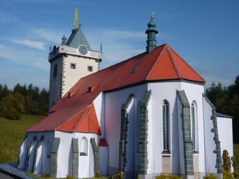 Kostel svatého Gotharda v Budišově