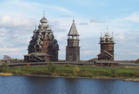 Kostel v Kizhi