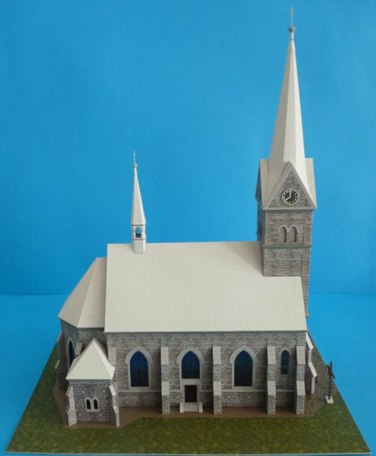 Kostel v Porabce