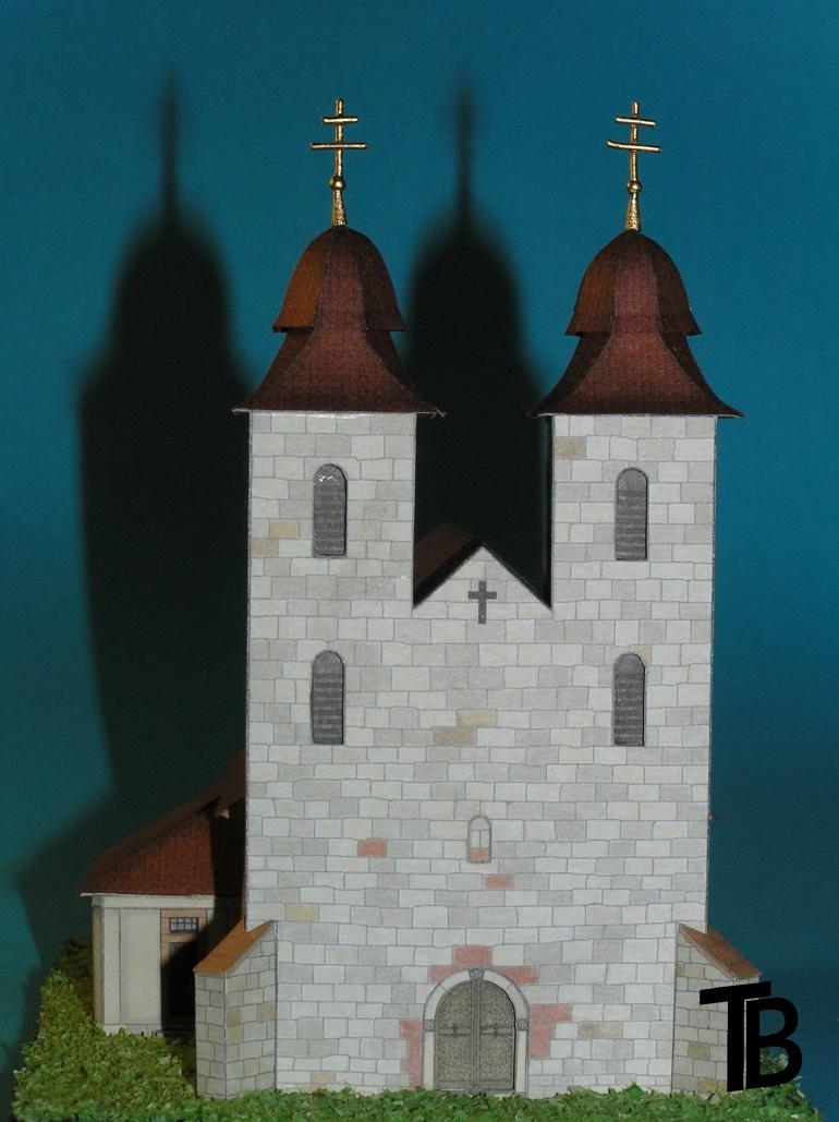 Kostel Panny Marie - Tismice