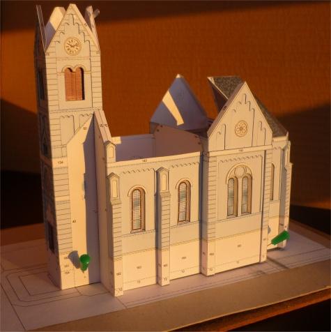Kostel ve Stříbrnicích