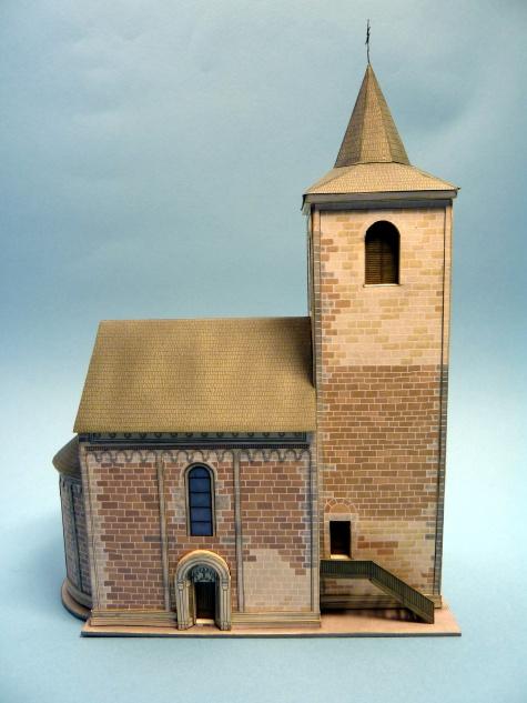 Kostel Vroutek