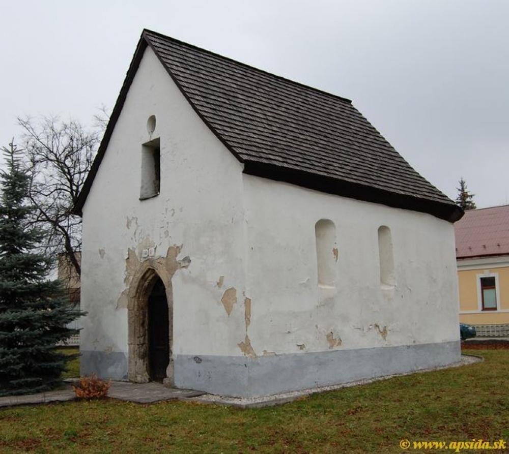 kostelík Sv.Anny - Beluša