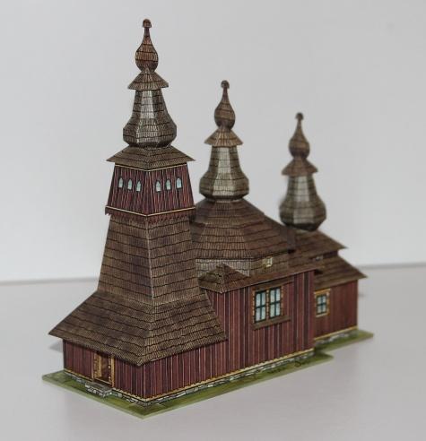 Kostelík z Ladomírové