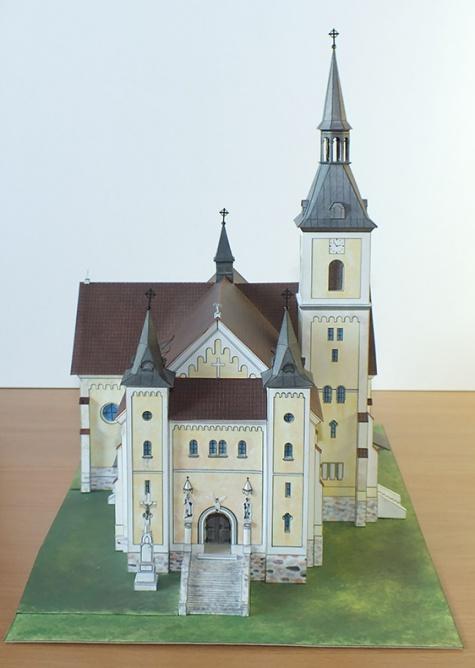 Kostel Nanebevzetí Panny Marie, Ostrava Michálkovice