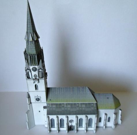 Kostel Nanebevzetí Panny Marie - Spišská Nová Ves