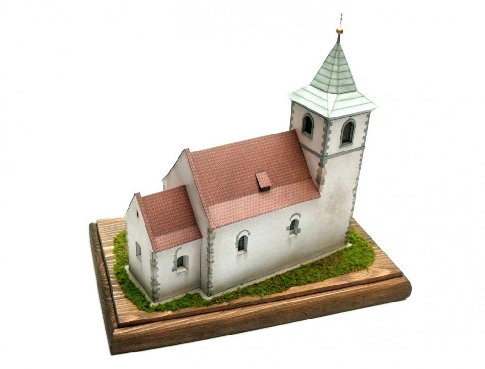 Kostel Všech svatých, Řesanice
