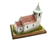 Kostel V¹ech svatých, Øesanice