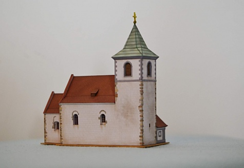 Kostel Řesanice - Dalibor