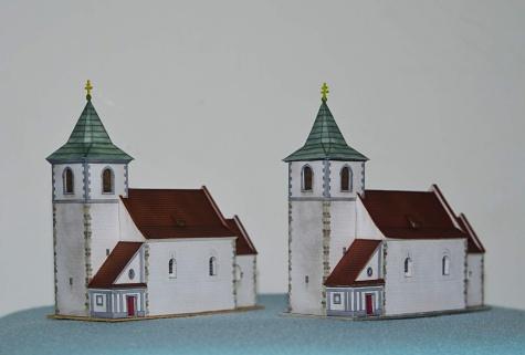 Kostel Řesanice - Jana