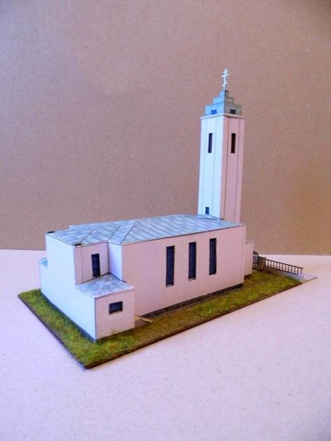 kostel Sboru Mistra Jakoubka ze Stříbra v Příbrami