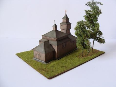 kostel setkání páně se Simeonem Kožany
