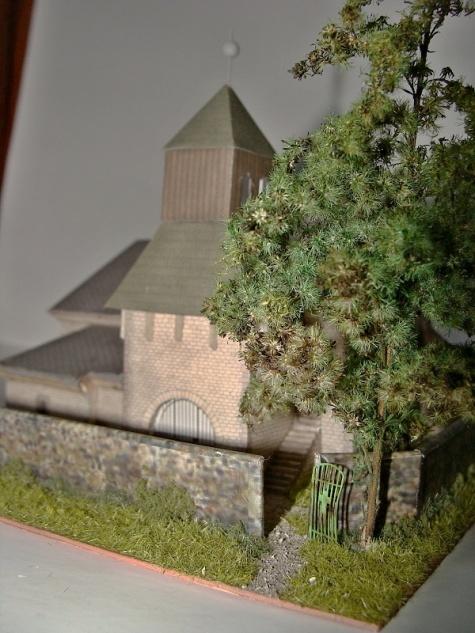 kostel Stětí Sv.Jana Křtitele Krpy
