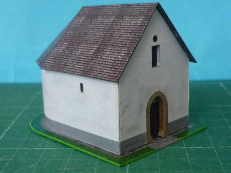 Kostel sv. Anny, Beluša