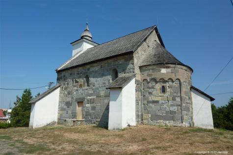 kostel Sv.Anny - Kalinčiakovo SK