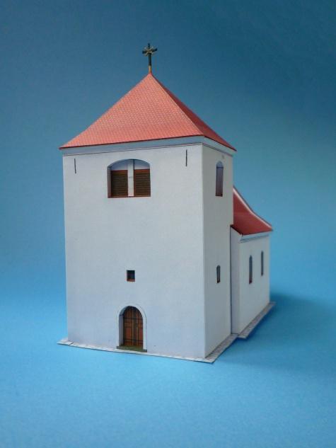 Kostel svatého Michala, Soběšín