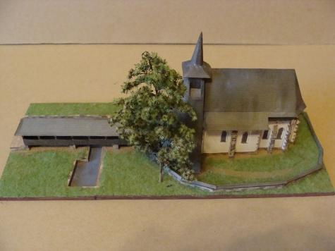 kostel Sv.Bartoloměje - Kočí