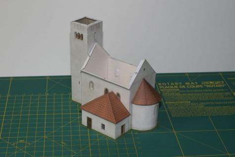 Kostel Sv. Havla, Skvrňov