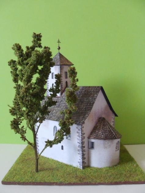 kostel Sv.Jana Křtitele Pominovce
