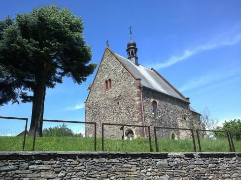 kostel Sv.Jiljí Uhlířské Janovice