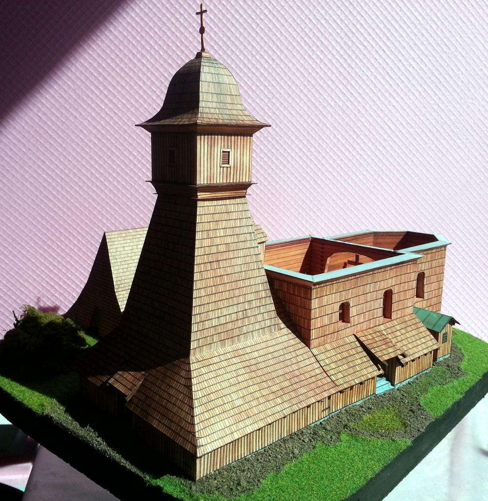 Kostel sv.Kateřiny Ostrava - Hrabová