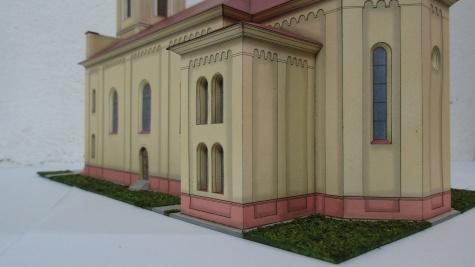 Kostel sv. Maří Magdalény - Dětmarovice