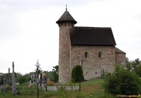 kostel Sv.Michala Velký Klíž