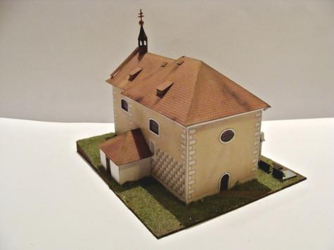 kostel Sv.Ondřeje Bezděkov