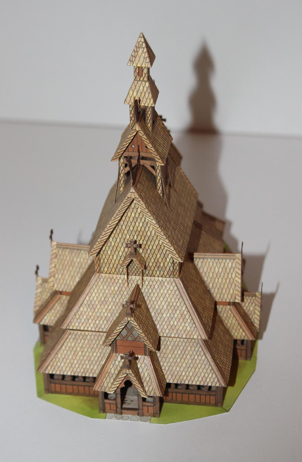 Kostel sv. Ondřeje v Burgundu