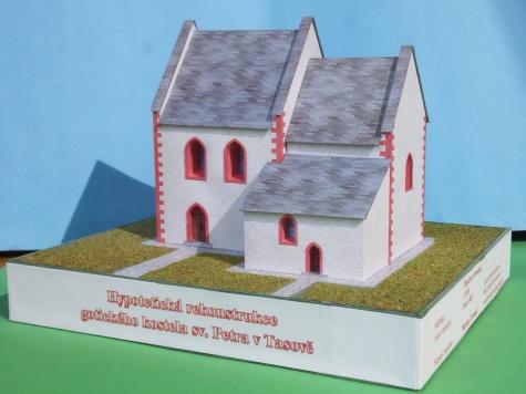 Kostel sv. Petra v Tasově - rekonstrukce